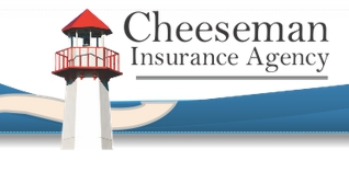 Part of the flexible heading for Cheeseman Insurance